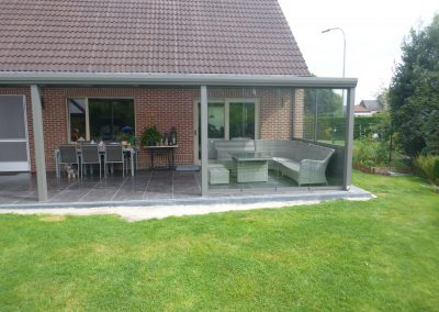 CSS Outdoor Living: Toitures de terrasse Reynaers