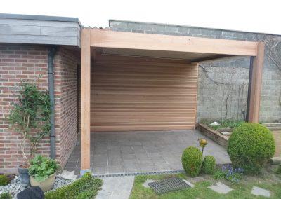 CSS Outdoor Living: Pergola en bois de cédre et aluminium